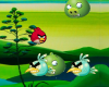 Angry Birds tulistamine