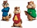 Alvin And The Chipmunks-Kassahitt-Sa haised