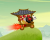 Kung Fu Panda kihutab