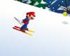 Mario suusatab