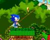 Sonic hüppab