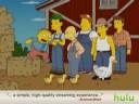 Simpsonid - Ralph presidendiks