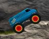 Monsterauto kaljudel
